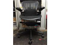 Professional Herman Miller Aeron Chairs