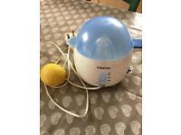 Electric juicer. Orange, lemon, grapefruit, lime
