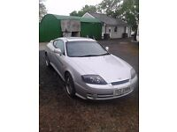 HYUNDAI COUPE 2.0L SE (all the optional extras) (not celica, megane, astra coupe)