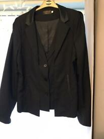 Suit jacket side 16 £5