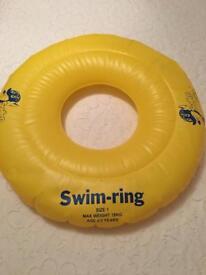 Swim ring/ Tommie Tippee microwave steriliser / baby girl swimsuit/change mat