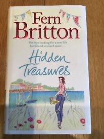 Fern Britton Hidden Treasures and Sophie Kinsella Remember Me