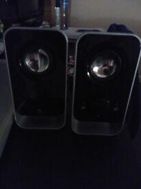 Logitech ls11 speakers