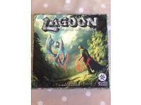 Lagoon, Land of Druids fantasy adventure board game (Kickstarter edition)