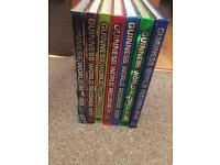Various sets of books different prices per set