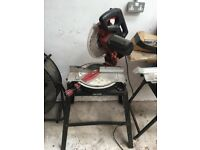 REXON Circular Saw Bench Mounted