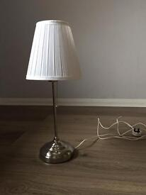 IKEA bedside table light