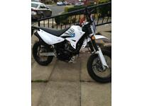 Sinnis Apache 125cc learner legal