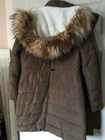 Long winter coat brand new