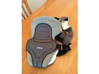 Chicco baby carrier / papoose - Instructions included