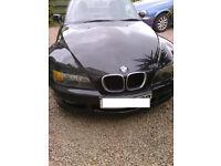BMW Z3 BLACK Convertible (1999) - Soft Top - Full YEAR'S MOT