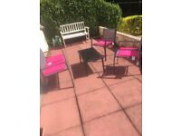 Brand New Garden Set with cushions