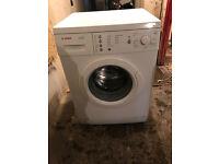 New Model Bosch Classixx 6 1200 Washing Machine Very Nice with 4 Month Warranty