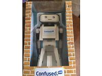 Brian Robot Toy from Confused