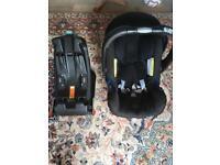 Britax Newborn Car Seat & Isofix Base