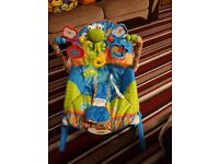 Fisher price baby chair