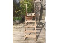 Old Fashioned ladder