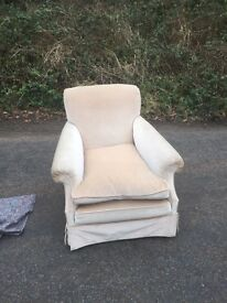 For Sale Victoria sofa and arm chair