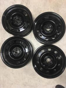 Rims 17 pouces Ford original 5x108