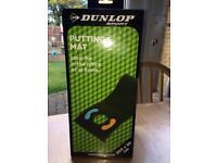 Dunlop Putting Mat