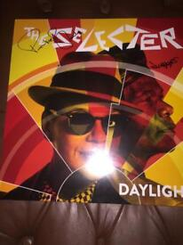 The Selecters signed October 2017 album Daylight.