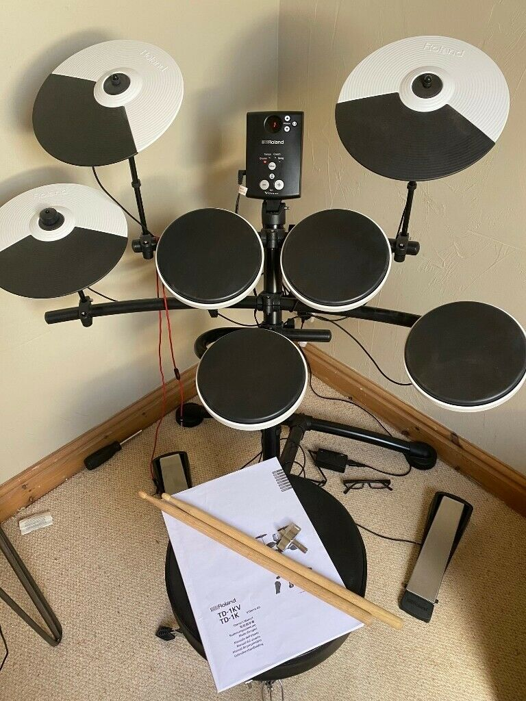 Roland TD-1K V-Drums Electronic Drum Kit | in Corby
