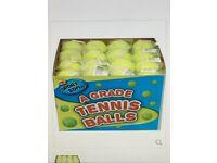 TENNIS BALLS 48 PIECES new
