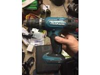 Makita combi drill BHP453 body