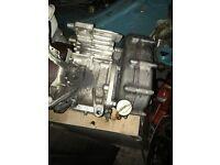 2 x Honda gx 160 go kart engines