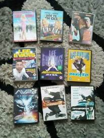 Loads of dvds for sale need gone.