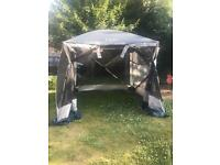 Quest pop up gazebo tent