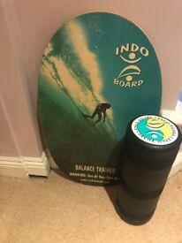 Indo Board & Roller