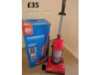 DirtDevil Upright Bagles Hoover Vacuum Cleaner