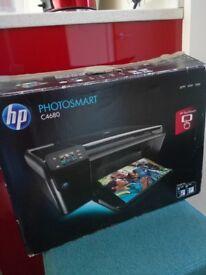 HP C4680 photosmart all in one printer