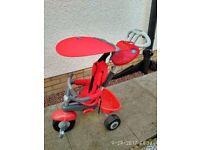 Original 4 in 1 Smart Trike - excellent condition