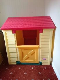 Little Tikes Play House - Immaculate condition (stored inside)