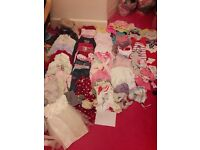 Big girl bundle 6-9 mth