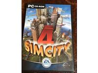 Early sim city 2x pc cd
