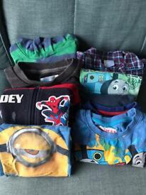 Boys clothes bundle age 3-4/4-5 Thomas