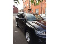 Jeep compass limited edited