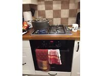 Bosch hob and oven
