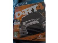 PS4 Dirt 4 game brand new.
