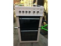 Flavel electric 50cm wide ceramic top fan oven