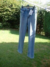 Men's Jeans by Indigo Works / Blue