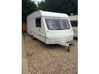 2000 bailey ranger 5 berth with full awning and all extras