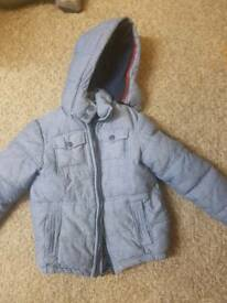 Boys McKenzie coat