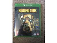 Borderlands handsome collection Xbox
