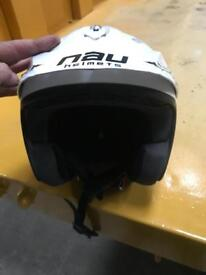 SIDI Trials helmet.