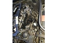 Mercedes A6510900037 Intake manifold replace service.P2279/P2463 fault code