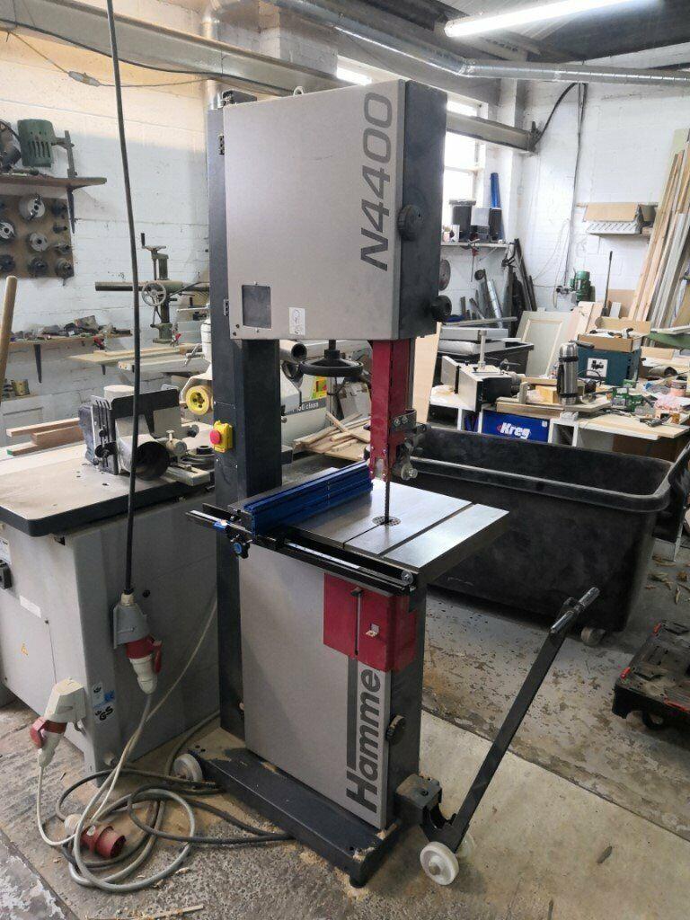 Hammer/Felder N4400 Bandsaw | in Ossett, West Yorkshire | Gumtree